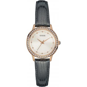 Montre Guess W0648L2 - Montre Cuir Or Rose Femme