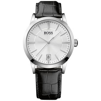 Montre BOSS Success 1513130 - Montre Design Croco Homme