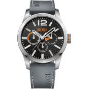 Montre BOSS ORANGE PARIS 1513251 - Montre Bleue Multifonction Homme