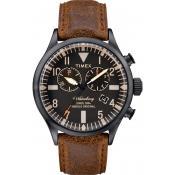 Montre Timex Brun  ronde TW2P64800D7