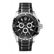 Montre GC Chronographe Noire X76002G2S
