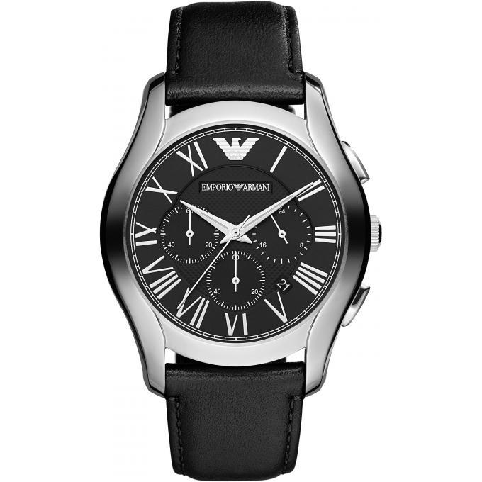 Montre emporio armani ar1700 montre ronde cuir homme sur - Montre emporio armani homme pas cher ...