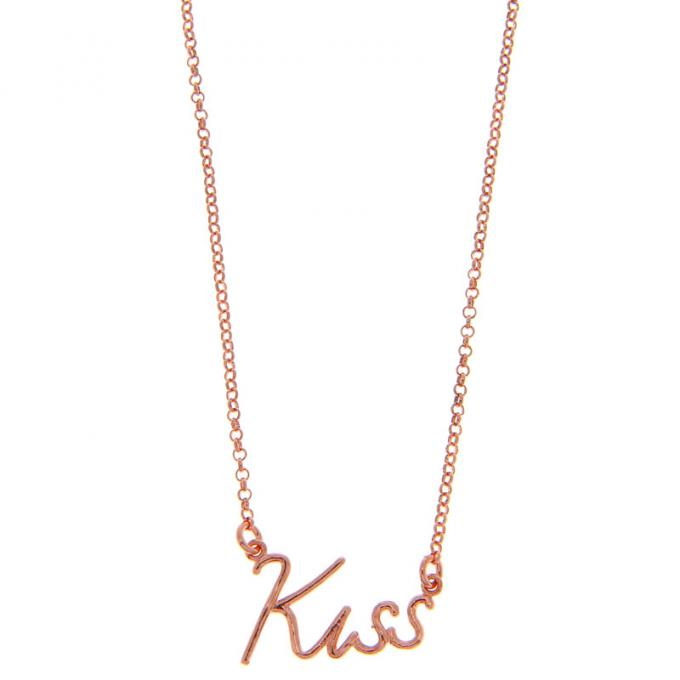 Collier Kiss C9692-Rose