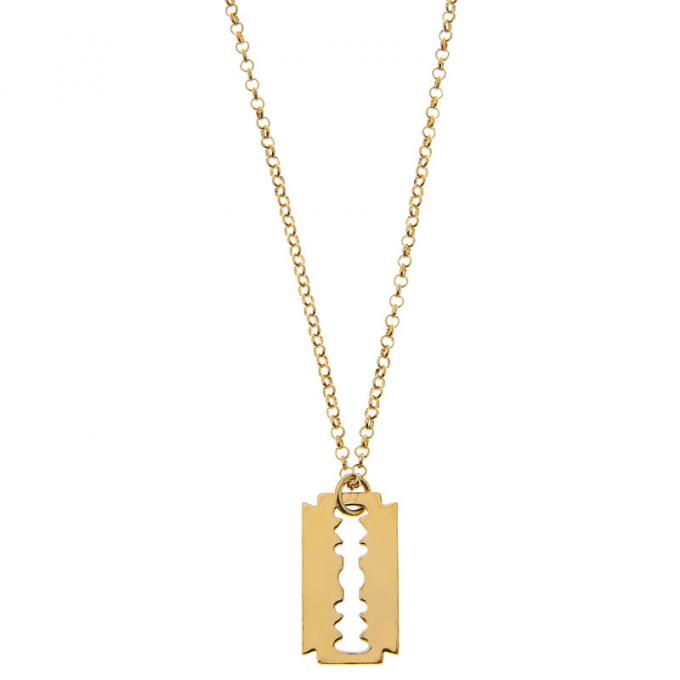 collier homme signification