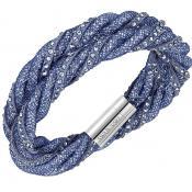 Bracelet Swarovski Bijoux Nylon Bleu 5189667 - Bracelet