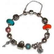 Bracelet Composé Pandora  BraceletVeronique-17 - Bracelet