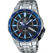 Montre Casio Edifice-Classic EFR-106D-1A2VUEF - Montre Index Bleus Homme
