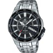 Montre Casio Edifice-Classic EFR-106D-1AVUEF - Montre Index Noirs Homme