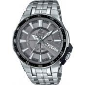 Montre Casio Edifice-Classic EFR-106D-8AVUEF - Montre Index Gris Homme