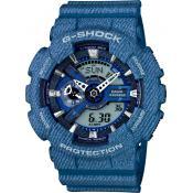 Montre Casio Nuances Bleues GA-110DC-2AER