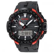 Casio - Montre Casio Pro Trek PRW-6100Y-1ER - Montre Radio Pilotée