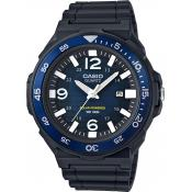 Montre Casio Collection MRW-S310H-2BVEF - Montre Lunette Bleue Homme