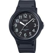 Montre Casio Collection MW-240-1BVEF - Montre Index blancs Homme