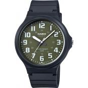 Montre Casio Collection MW-240-3BVEF - Montre Cadran vert Homme