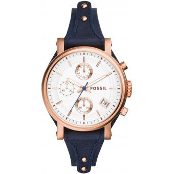 Fossil - Montre Fossil ES3838 - Montre Fossil Cuir