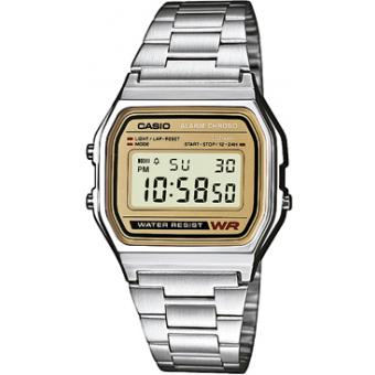 Casio - Montre Casio Retro Vintage A158WEA-9EF - Montre Casio