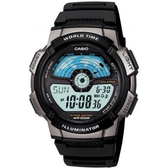 Montre Casio Résine Casio Collection AE-1100W-1AVEF - Homme