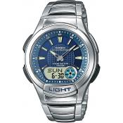Montre Casio Acier Casio Collection AQ-180WD-2AVES - Homme