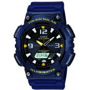 Montre Casio Chrono Dateur Bleue AQ-S810W-2AVEF