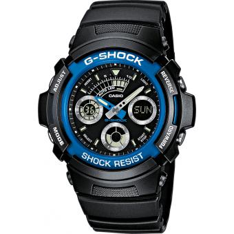 Casio - Montre Casio G-Shock AW-591-2AER - Montre casio etanche