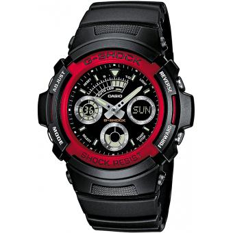 Casio - Montre Casio G-Shock AW-591-4AER - Montre casio etanche