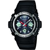 Casio - Montre Casio G-Shock AWG-M100-1AER - Montre Radio Pilotée