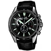 Montre Casio Cuir Edifice EFR-510L-1AVEF - Homme