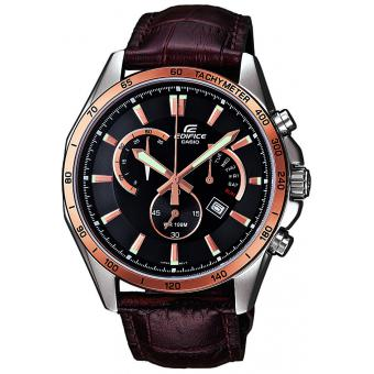Montre Casio Cuir Edifice EFR-510L-5AVEF - Homme