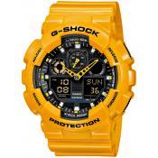 Montre Casio G-Shock GA-100A-9AER