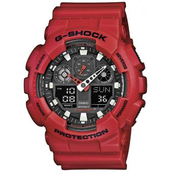 Montre Casio G-Shock GA-100B-4AER