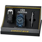 Festina - Coffret Montre Festina Chrono Bike F16973-1 - Coffret Montre