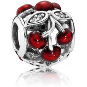 Charms Pandora Délicieuses Cerises 791900EN73 - Voyage