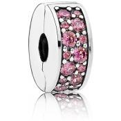 Charms Pandora Élégance Brillante Rose Chèvrefeuille 791817HCZ