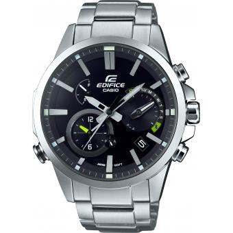 Montre Casio NEW EDIFICE EQB-700D-1AER - Montre Bluetooth Neobrite Homme