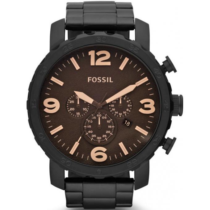 Montre fossil homme bracelet acier