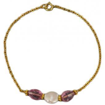 Bracelet Three Pearls - Corpus Christi