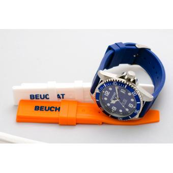Montre Beuchat Homme Silicone BEU1950-81