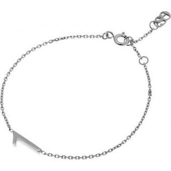 Bracelet Gold Number 1 or blanc - Second Effect