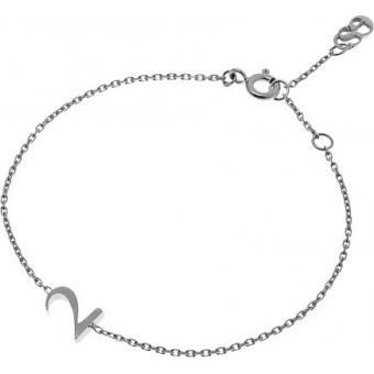 Bracelet Gold Number 2 or blanc - Second Effect