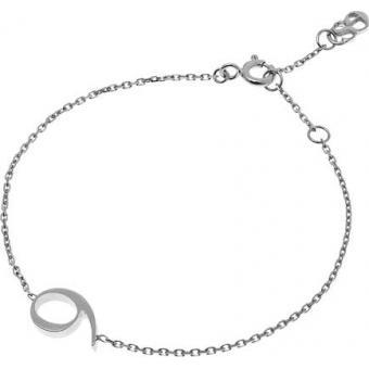 Bracelet Gold Number 9 or blanc - Second Effect