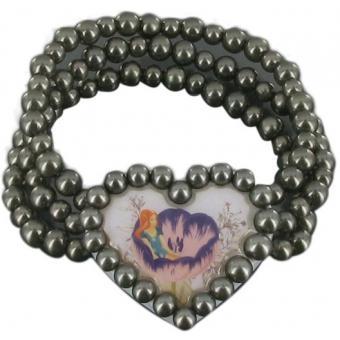 Bracelet perlesTout conte fait Poucette rousse - N2