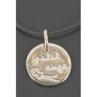 Bracelet sur cordon petit ange - Marie-Laure T
