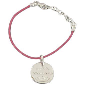 Bracelet sur cordon petite princesse - Marie-Laure T
