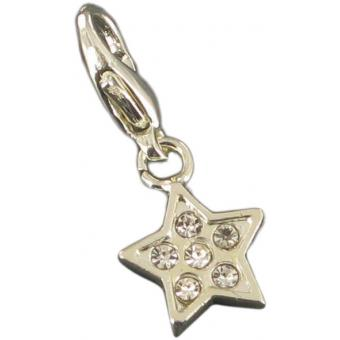 Charms Etoile strass - Philae