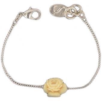 Bracelet fleur PM