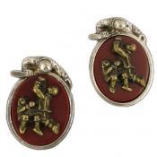 Boucles d'oreilles N2  VPC106T/2 - Rouge