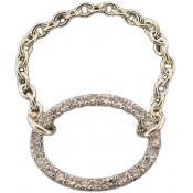 Bague Ovale - Les bijoux de Pauline et Victoria