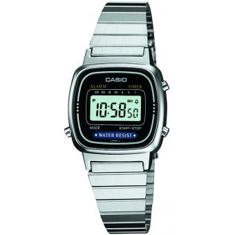 Casio - Montre Casio Retro Vintage LA670WEA-1EF - Montre