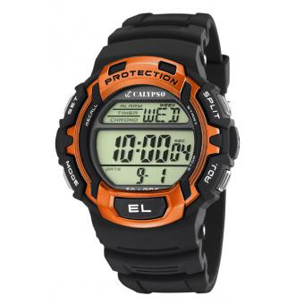 Montre Calypso Silicone Digital For Man K5573-3 - Homme