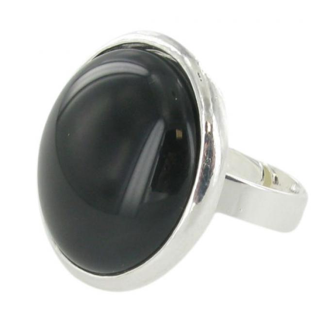 bague ubu 07 721 noir femme sur bijourama r f rence des. Black Bedroom Furniture Sets. Home Design Ideas